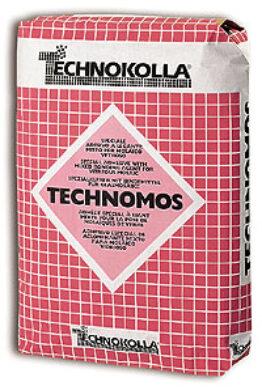 Ultra bílé jemné cementové lepidlo Technomos 25kg(TECTKB262)