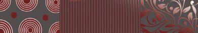 Listelo Karen Antracite 4x25(PCI0000/431)
