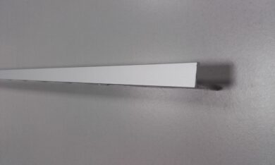 Lišta L koncová HOBBY 12MM elox mat   2,5 bm(OT051202732500)