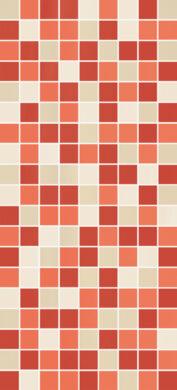 Obklad / dekor Pasadena Coral Mosaico 25x55(PCI4071)