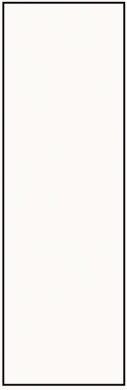 Obklad Cipreste Branco Opaco  19,7x59,7(PAGR57/600BROP)