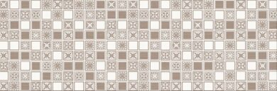 Obklad Montserrat Mosaico Taupe  25x75(PCI6012 25x75 MOS)