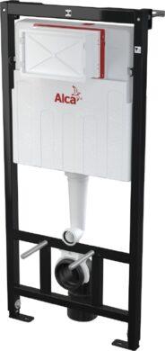 Podomítkový splachovač Sádromodul AM1120 pro suchou instalaci, do lehké příčky, (ALCAM101/1120)