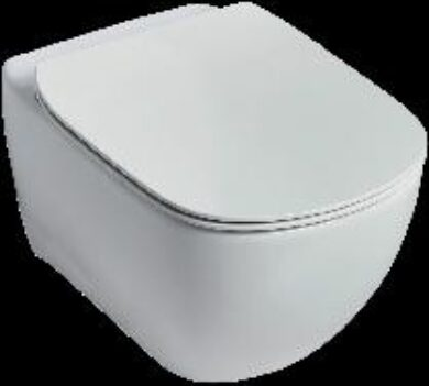 SET WC závěsné vč. WC sedátka Tesi wrap-over softclose(ISTT354801)