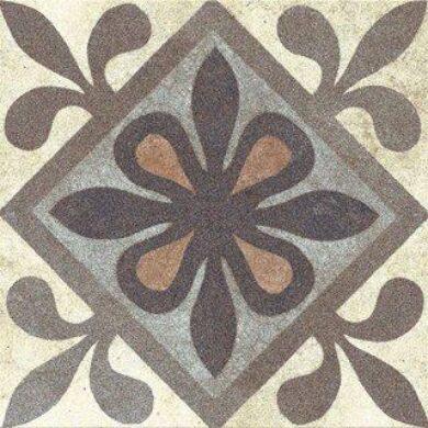 Obklad/dlažba Dekor Fifteen Rust   14,7x14,7(PAGRDD32)