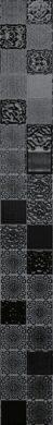 Listelo Tolteca Grafite 4,5x39,7(PAGRL51/012)