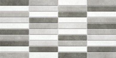 Dekor Darlene cell grey  30x60(EKEDACEGR   30X60)