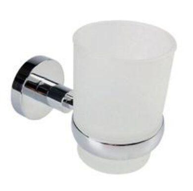 Držák skleničky chrom RUN(MOVE8121)