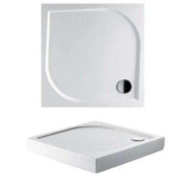 Vanička sprchová KOLPING čtverec 90x90 vč. sifonu(RIHDB21005)