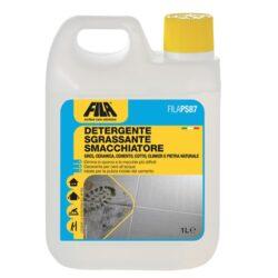 FILA PS/87 Koncentr.čistič na dlažbu           1l                               -FIL53000012 Odvozkovací a odmašťovací čistící prostředek.