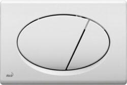 Ovládací destička bílá M70-ALCM70