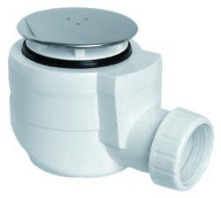 Sifon vaničkový průměr 50mm chrom-ALCA47CR-50