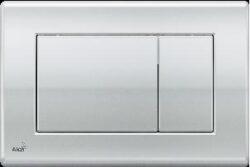 Ovládací destička chrom - lesk M271-ALCM271