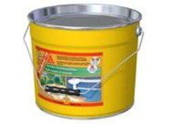 SikaBond-T8 polyuretanové lepidlo              5 l-152300 SikaBond®-T8 je elastické 1komponentní vodotěsné lepidlo vytvrzující vzdušnou vlhkostí, určené pro celoplošné lepení.