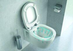 WC závěsné Connect Rimless - bez sedátka-ISTE817401