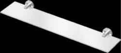 IOM skleněná polička, sklo čiré  52 cm-ISTA9125AA