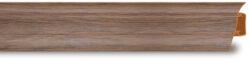 Lišta PVC LM 55 dub tmavý 26   2,5 bm-PVCLM5526