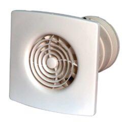 Ventilátor Samika nástěnný a stropní humnidistat 100 mm                         -ZLE100HT