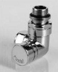 Ventil XS rohový úhlový, pravý, chrom-838368