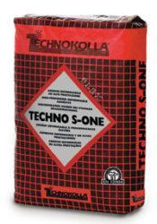 Lepidlo flex Techno S-One  C2TES1 šedé 25kg-482791