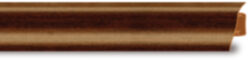 Lišta PVC LM 55 wenge 19    2,5 bm-PVCLM5519