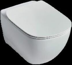 SET WC závěsné vč. WC sedátka Tesi wrap-over softclose-ISTT354801