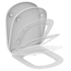 WC sedátko wrap-over softclose Tesi - pouze sedátko-ISTT352901