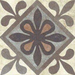 Obklad/dlažba Dekor Fifteen Rust   14,7x14,7-PAGRDD32