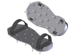 Boty na nivelaci  (pár)-SIRI50A