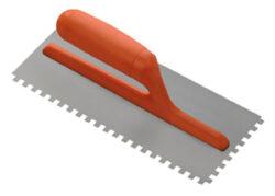 Hladítko zubové - kov 7 mm    28x12 cm-SIRI10111