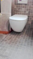 TESI WC závěsné Aquablade + sedátko ultra ploché softclose / SET-ISTT354601