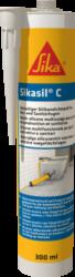 Silikon Sikasil cenere 300 ml-532597